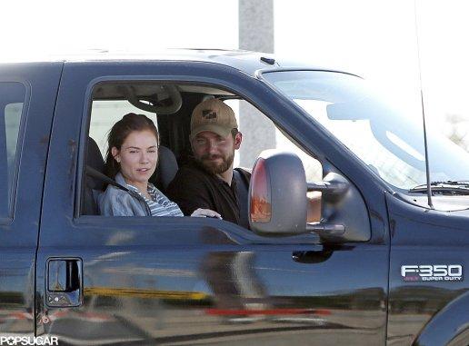 Sienna-Miller-Bradley-Cooper-filmed-American-Sniper-together